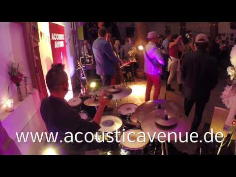 Video: Partymusik auf Hochzeit - Acoustic Avenue - Liveband, Tanzmusik, Quintett, September 2016