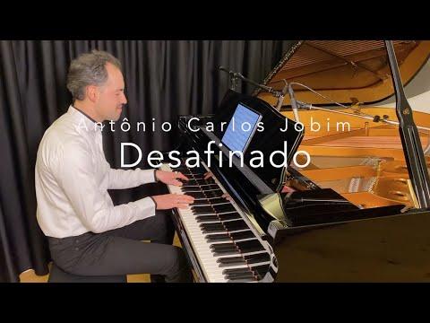 Video: Desafinado (Antônio Carlos Jobim)