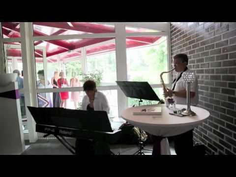 """Video: Hochzeit, Odenwaldhalle in Mudau.(Baden- Württemberg).""""Lullaby"""""""