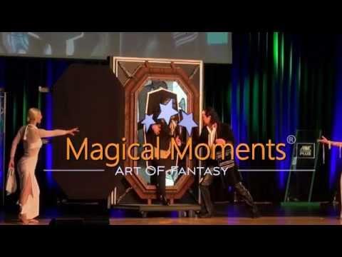 Video: Tor des Spiegels / Magier Hellorder lässt Gäste magisch erscheinen
