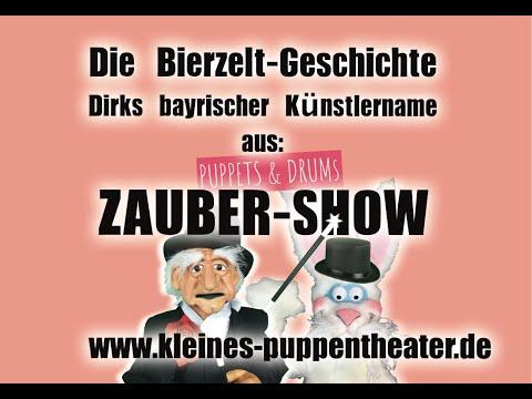 Video: Die Bierzelt-Geschichte, Dirks bayrischer Künstlername
