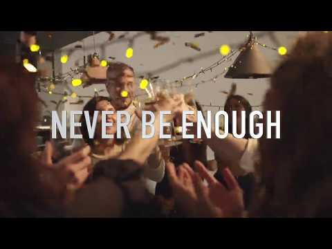 Video: NEVER ENOUGH
