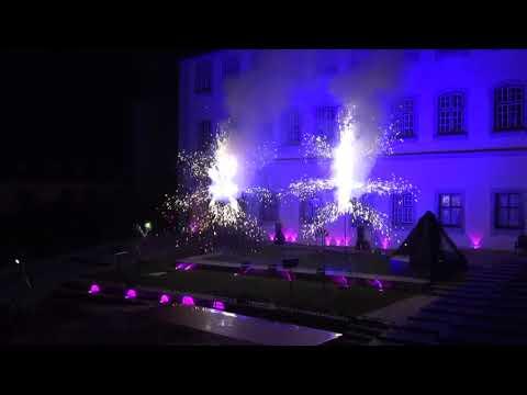 Video: Gloryfire Flammen & Eventshow