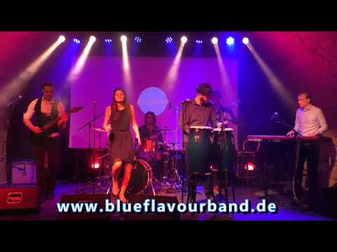 Video: Blue Flavour Live Medley
