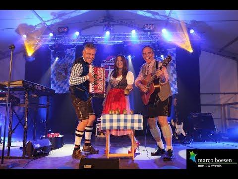 Video: Oktoberfest-Mix  Marco & Band
