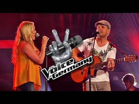 """Video: Sebastian & Andrea bei """"The Voice of Germany"""" 2014"""