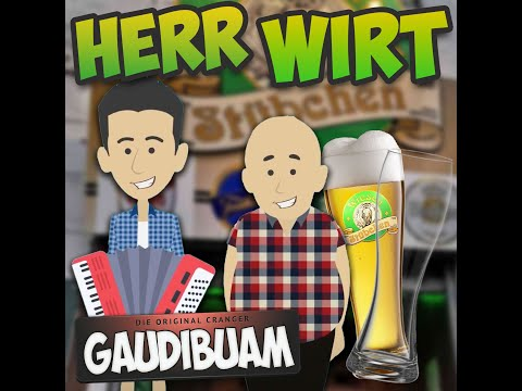 "Video: Erste eigene Single: ""Herr Wirt"", August 2020"