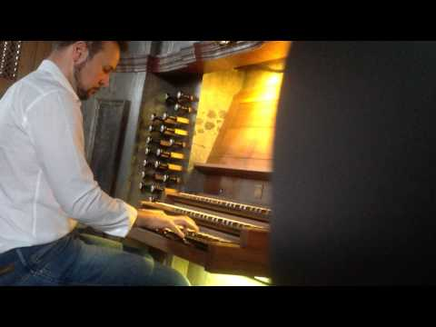 Video: Mourett-Fanfare; Feierliches Orgel-Solo