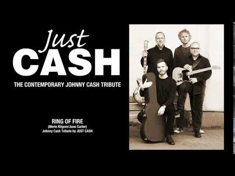 Video: JUST CASH plays RING OF FIRE