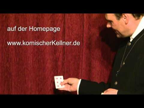 Video: Show  - Entertainment Bühne / Salon (u.a. f. Spezialshow),  Prof. Dr. Don Martin