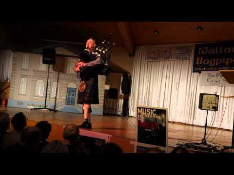 Video: David Johnston Live on Stage