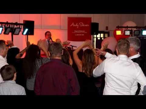 Video: Liedermix aus verschiedenen Genres - Alleinunterhalter Andy Steiner
