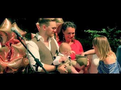 Video: Freie Taufe/Namensfeier freie Rednerin Claudia Busson