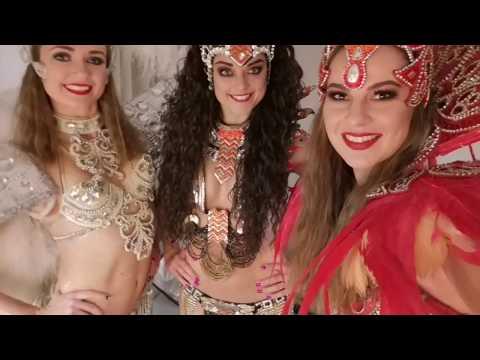 Video: Samba Shows Berlin
