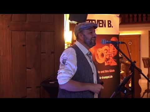Video: Steven B Dinnermusic