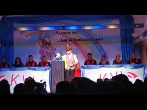 """Video: Prunksitzung 2019 beim Karnevalverein Ingenheim """"Die Sandhasen"""""""