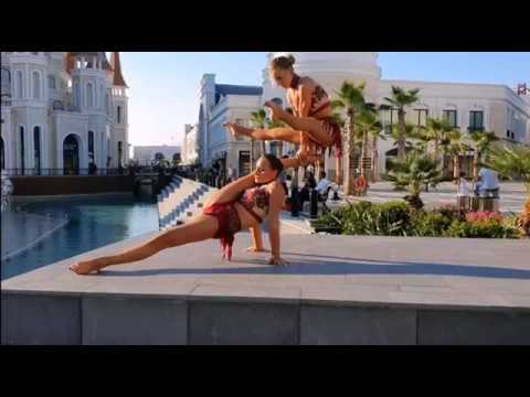 Video: Balancea - Sportakrobatik Duo
