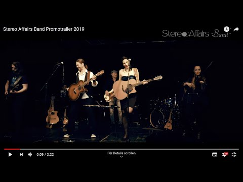 Video: Stereo Affairs Band