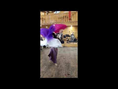 Video: Bauchtanz, Tanzfächer