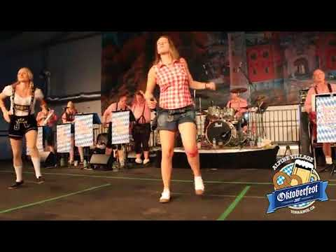 Video: 99 Luftba.. in Alpnie Village Los Angeles Oktoberfest 2017