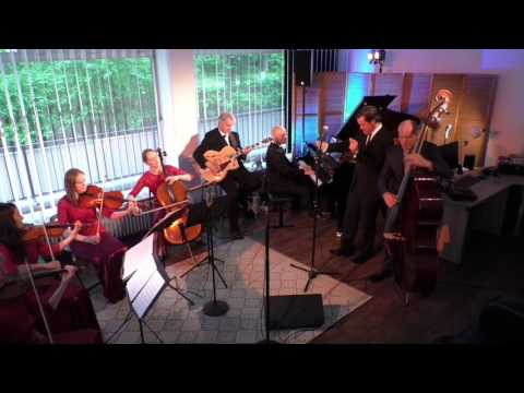 "Video: Eddy Miller Salon Orchester ""You Don't Know Me"""