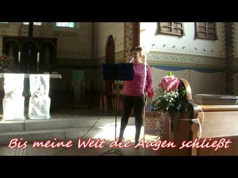 Video: Live Aufnahme - Coversong ( Bis meine Welt die Augen schließt )