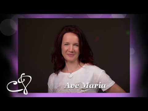Video: Ave Maria Bach Gounod