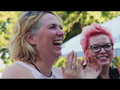 Video: Hochzeit RTL-Bachelor Leonard Freier verzaubert