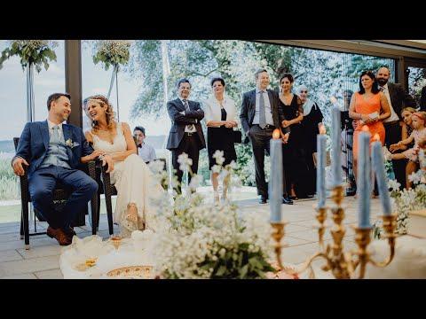 Video: Freie Trauung und Selbstvorstellung von Hochzeitsredner Christian G. BINDER