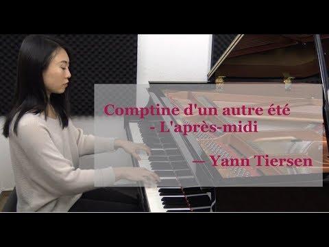 Video: Die fabelhafte Welt der Amelie -- Yann Tiersen