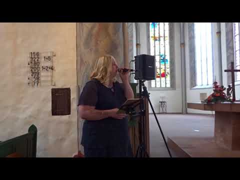 Video: Ein Teil von meinem Herzen (orig. Jonathan Zelter) Cover - Michelle Marriage Vocalist