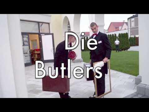 """Video: """"Die Butler"""" im Einsatz beim veraufsoffenen Sonntag"""