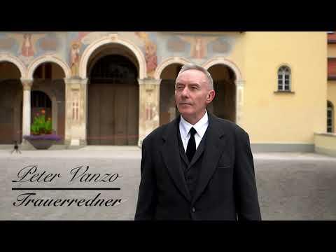 Video: Trauerredner Peter Vanzo