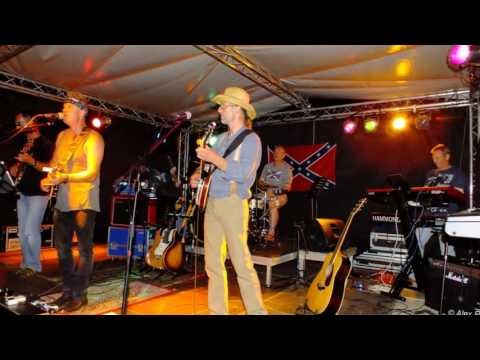Video: Basthorst Cowboys live Rocknacht Zapel 2016