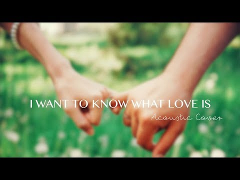 "Video: Lovesong I Hochzeitslied - ""I wanna know what love is"" - Claudia Decker"