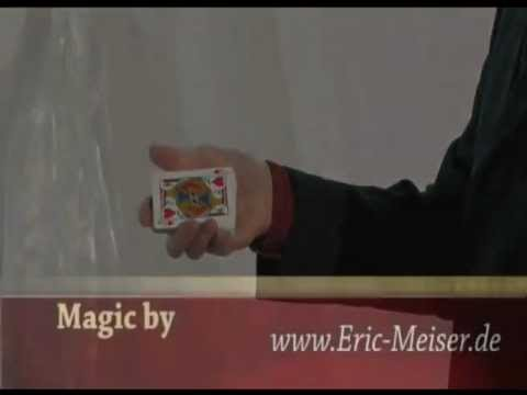 Video: Professionelle Zauberkunst
