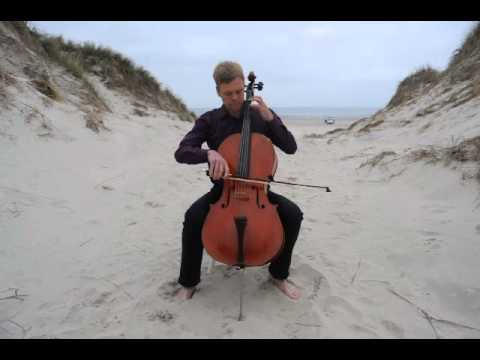 Video: J.S.Bach: Prelude aus der Cellosuite G-Dur