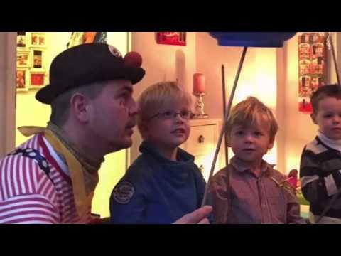 Video: Clown Pepe...Pan - ein Kindergeburtstag