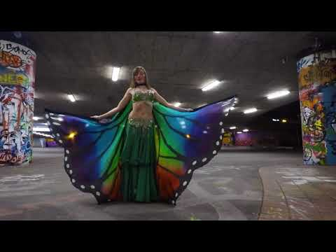 Video: Mystical Butterfly - Isis Wings Choreography