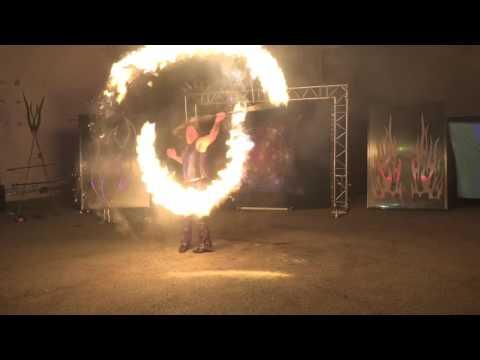 """Video: Hochzeitsfeuershow VOX  """"4 Hochzeiten & eine Traumreise"""""""