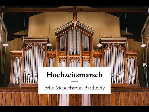 Video: Hochzeitsmarsch — F. MENDELSSOHN