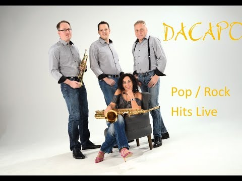 Video: Partyband Dacapo Pop/Rock live