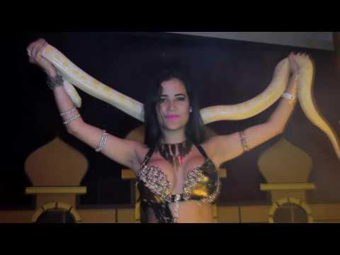 Video: Estefania Bauchtanz 1