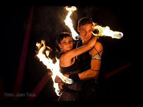 Video: FIRE WITH LOVE - eine Choreographie der Liebe