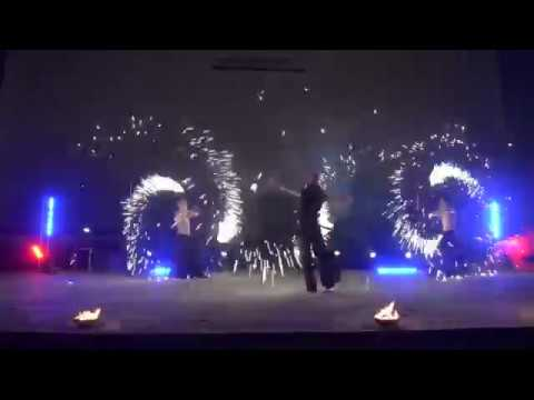 Video: Cirque the Fire - Feuer Show