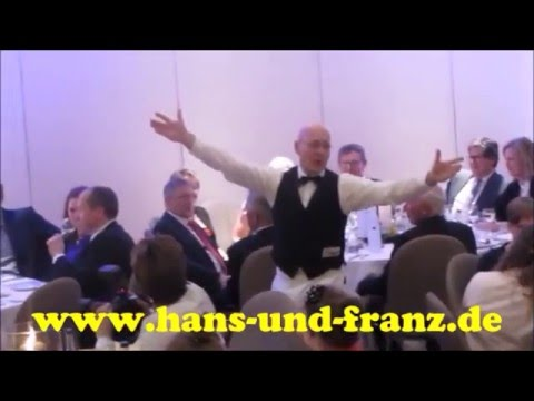Video: Comedy Kellner HANS & FRANZ - Directors Cut
