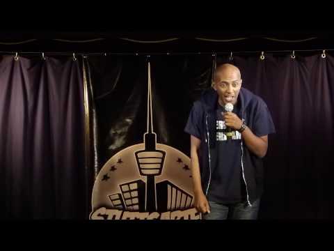 Video: Berhane Berhane GEWINNER Stuttgarter Comedy Clash November 2016