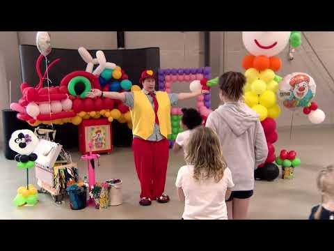 Video: Clown Kuni