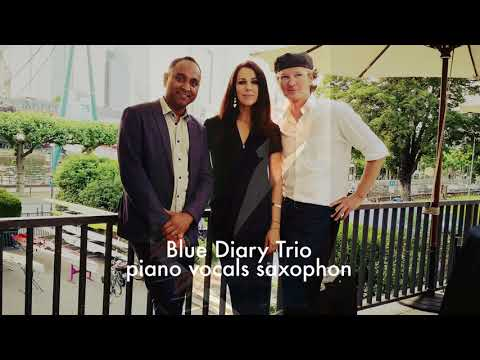 "Video: ""A Night like this"" Trio Blue Diary"