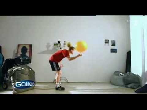 Video: Auftritte bei Galileo Fake Check, ab Minute 6:25 im Bild